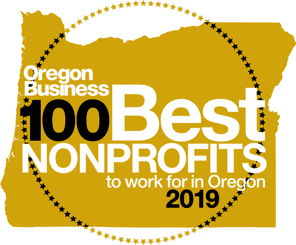 Oregon Business 100 Best NonProfits to work for in Oregon 2019