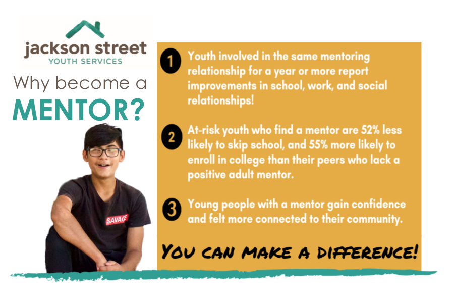 Why Become a Mentor flyer?
